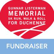 Gunnar Listerman Memorial 5K Run, Walk, & Roll For Duchenne