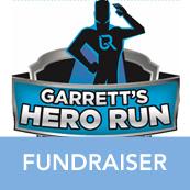 Garrett's Hero Run at ETSU