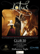 MUL Halloween Party @ CLUB 50