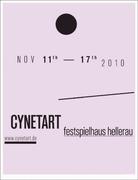 CYNETART 2010 - 14th International Festival for computer based art   Dresden