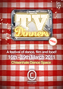 Dance Film Pub Quiz with Victoria Park Pizza in our cosy lounge! TV Dinners Festival