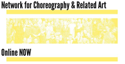 Network For Choreography & Related Art