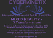 CYBERKINETIX: MIXED REALITY