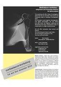 Mediadance workshop: using Kinect and Processing for dance projects