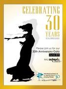 Peridance Capezio Center 30th Anniversary Gala