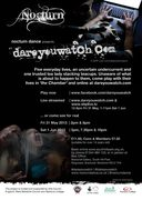 dareyouwatch.com - a transmedia, durational dance work