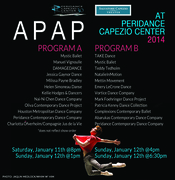 APAP 2014 at The Salvatore Capezio Theater at Peridance