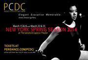 Peridance Contemporary Dance Company New York Spring Season 2014