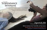 Screendance Intensive 2016, Winnipeg Canada