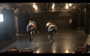 BodyStories: Teresa Fellion Dance the World Premiere of reeling -> healing as a part of the Fall 2018 Season at Triskelion Arts