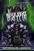 Rock Beat Battle/Official Massacre of the Bay Pre-Party