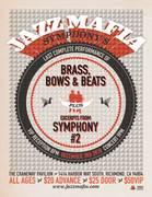 Brass Bows & Beats' Last Complete Performance @ Craneway Pavilion!
