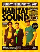 DUB MISSION presents HABITAT SOUND (live Dub/San Diego) plus DJ SEP