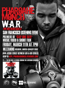 Pharoahe Monch: W.A.R. (We Are Renegades) SF Listening Event