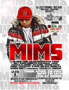 MIMS & Work Dirty Live at Club 6 4/28