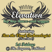 Elevation w/ Ren the Vinyl Archaeologist