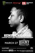 XXL FRESHMEN LIVE: Kendrick Lamar (WIN TICKETS)