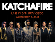 Katchafire @ Mezzanine SF 4/18 w/Common Kings