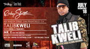 Talib Kweli w/ Live Band (WIN TICKETS)