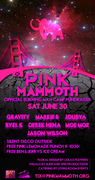 Pink Mammoth's Official Burning Man Camp Fundraiser at Mighty