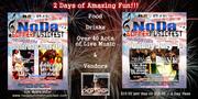 The 1st Annual NoDa Summer Musicfest
