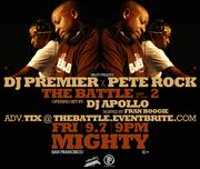 DJ Premier vs. Pete Rock: The Battle pt. 2