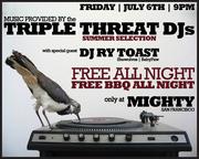 TRIPLE THREAT DJs