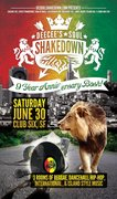 DeeCee's Soul Shakedown 9 Year Anniversary Bash w/ The Servants, Cornerstone, Jah Warrior Shelter, & more