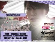 Global Hood Music Series Presents... ANITA TIJOUX & 2MEX!! SEPT 1st!!