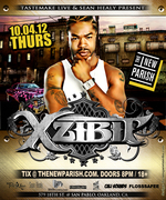 XZIBIT (RSVP TO WIN TICKETS)