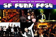 SF Funk Fest 2012 w/ FRED WESLEY & THE NEW JB's, CLYDE STUBBLEFIELD, LYRICS BORN, RICKEY VINCENT...