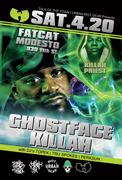 Ghostface Killah & Killah Priest of Wu-Tang Clan