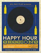 AllDayPlay.FM presents : Happy Hour Sessions : True Skool x City Cat Radio