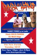 Obsesion - Cuban Hip Hop, direct from Havana