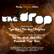 THE DROP: FREE FREAKY HALLOWEEN EDITION