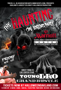 The Haunting on Broadway (Post Halloween event) feat. Young Dro, Big Von, Slow Poke... + Costume Contest. $1000 Cash Grand Prize