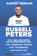 Russell Peters (WIN TICKETS)