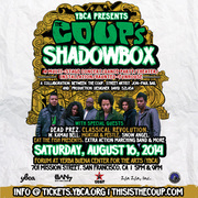 "YBCA Presents the World Premiere of ""The Coup's Shadowbox"" (WIN TICKETS)"