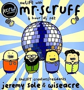 KCRW presents theLIFT feat MR. SCRUFF + LOW LEAF