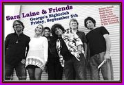 Free City Presents...  Sara Laine & Friends at George's Nightclub