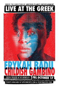 Childish Gambino, Erykah Badu (WIN TICKETS)