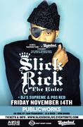 Slick Rick Performing Live @ Public Works