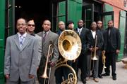 Rebirth Brass Band with The Jazz Mafia's Subharmonic