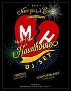 New Years Eve with Mayer Hawthorne (DJ set) at Public Works