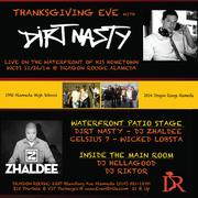 """Jive Turkey"" VIP Party w/ Dirt Nasty"