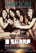 Grown N Sexy Featuring: DJ D-Sharp (Golden State Warriors), Mark DiVita, Malachi