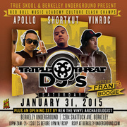 Triple Threat DJs - Shortkut, Apollo & Vinroc