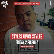 Styles Upon Styles feat. DJ Shortkut
