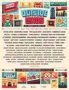 Outside Lands Festival feat. Elton John, Kendrick Lamar, D'Angelo, Billy Idol, G-Eazy...