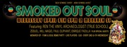 SMOKED OUT SOUL ~ Funk Crunk Remix Party ft. Ren the Vinyl Archaeologist / ZEBUEL / Will Magid & guests